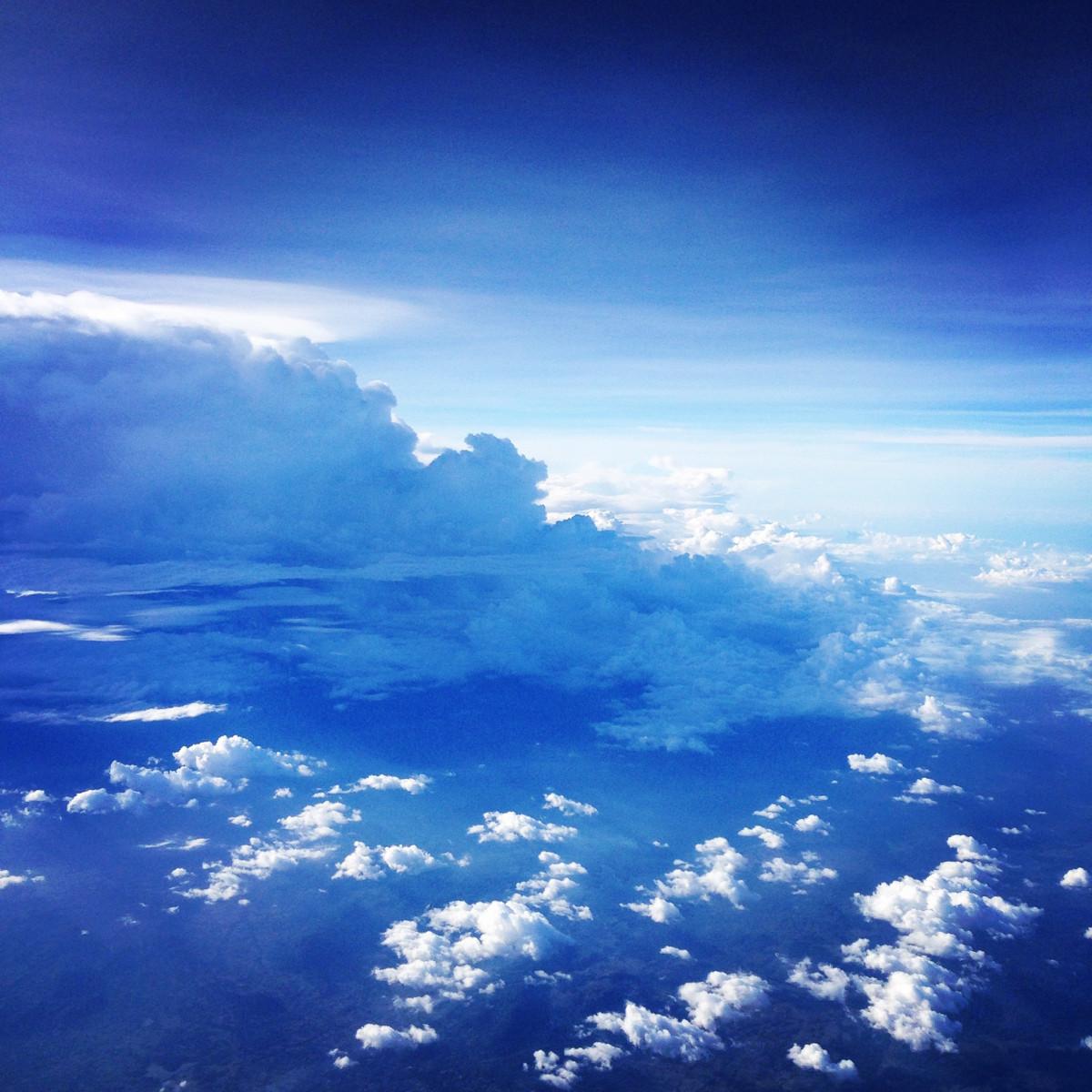 Красивое небо картинки