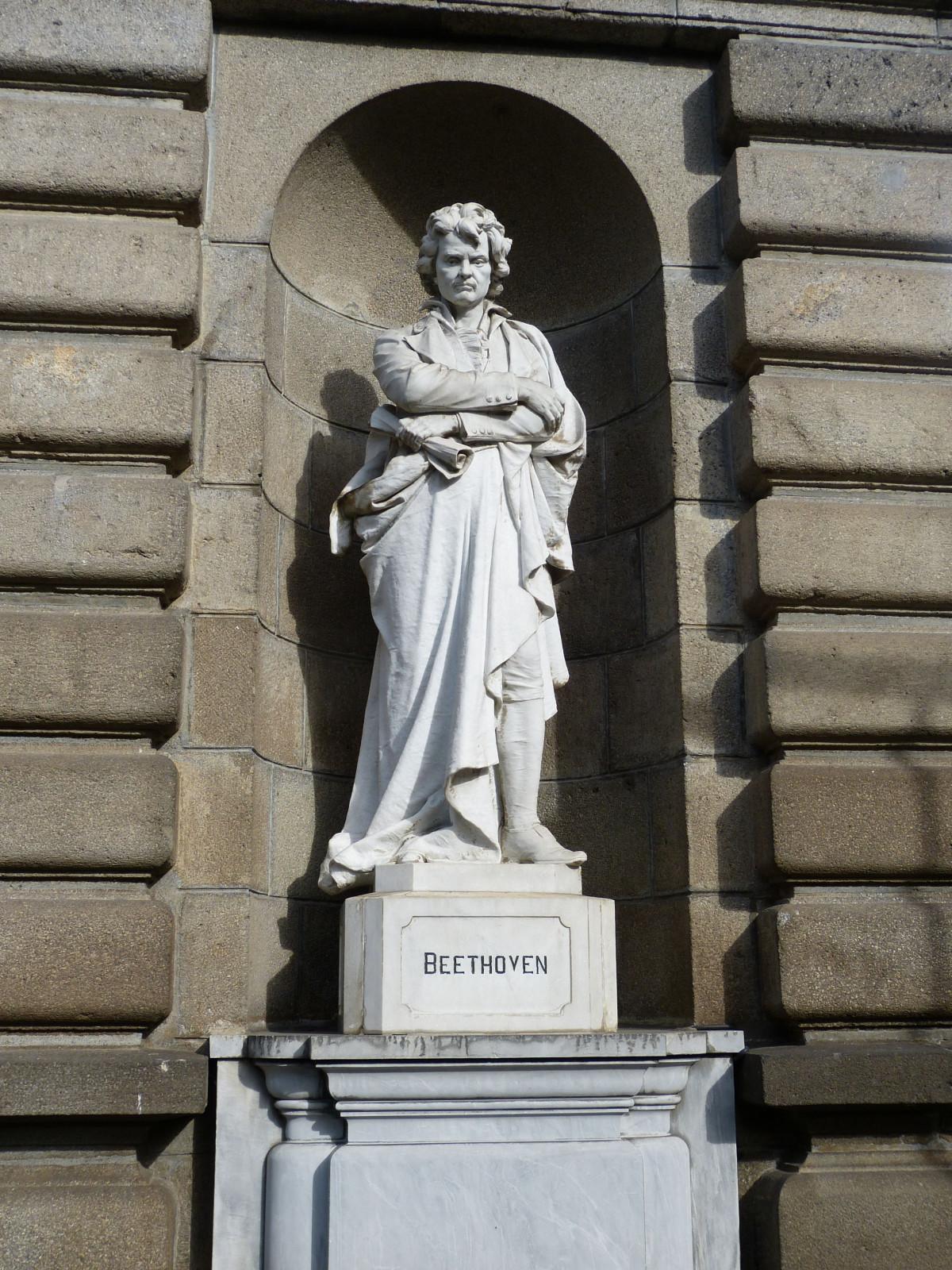 Free Images  Stone, Statue, Musician, Sculpture, Memorial -7863