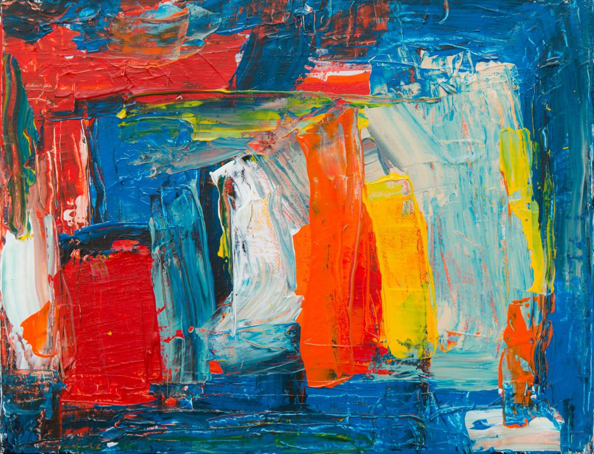 Voorkeur Gratis Afbeeldingen : abstract expressionisme, abstract schilderij @LX05