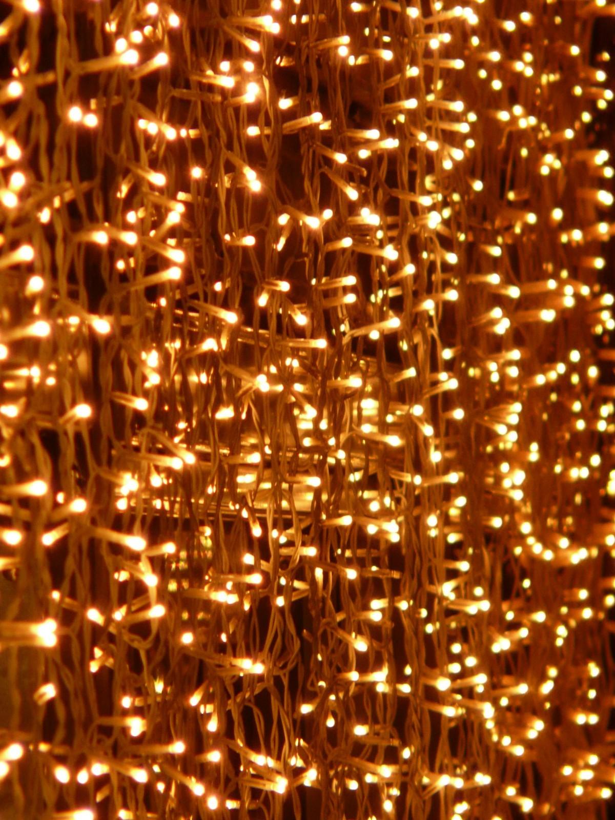Fotos gratis ligero l mpara amarillo iluminaci n for Iluminacion para arboles