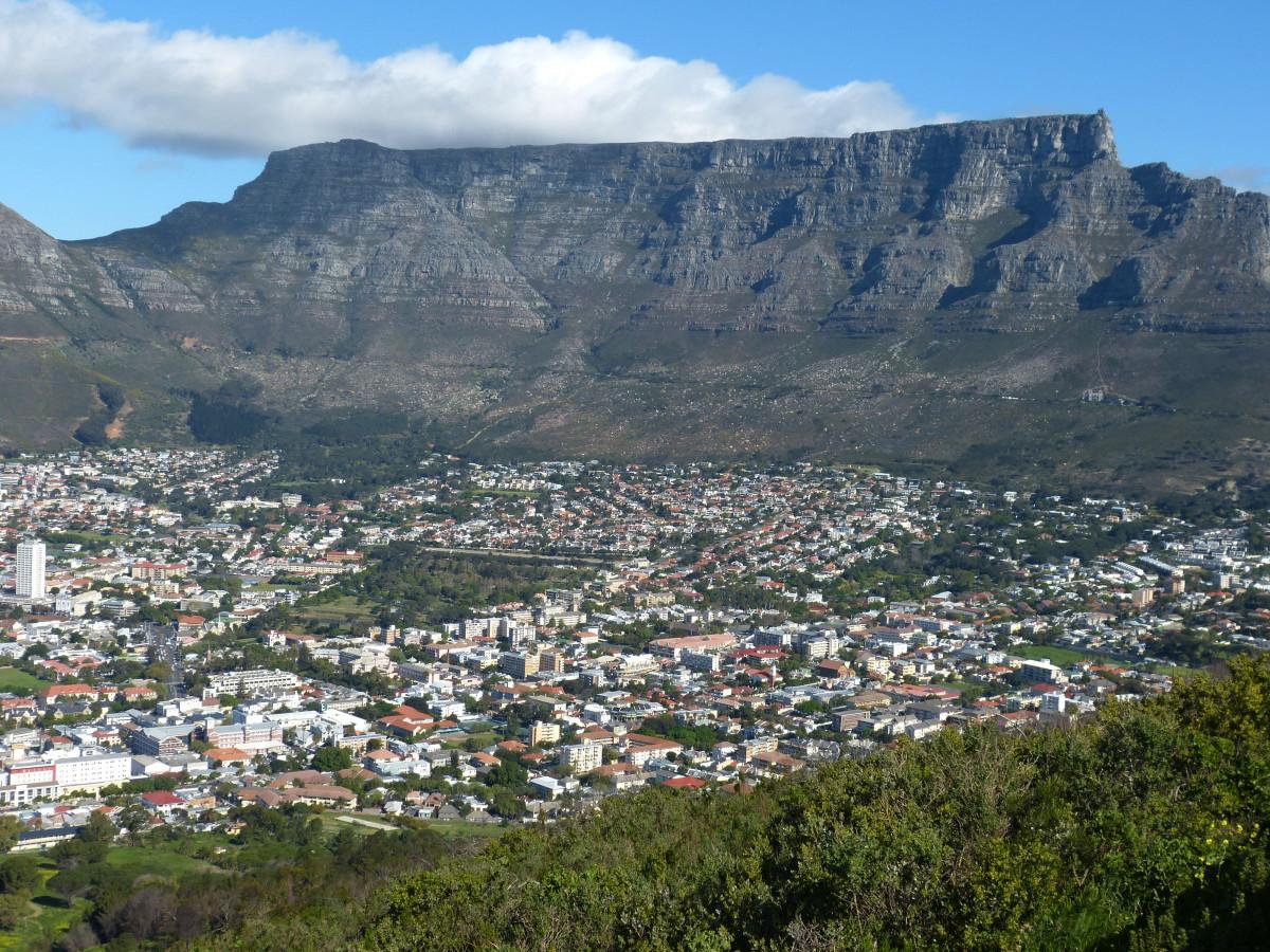 Images gratuites paysage montagne ville cha ne de for Paysage de ville