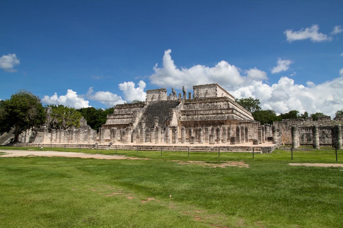 Fotos gratis arquitectura antiguo monumento pir mide for Civilizacion maya arquitectura