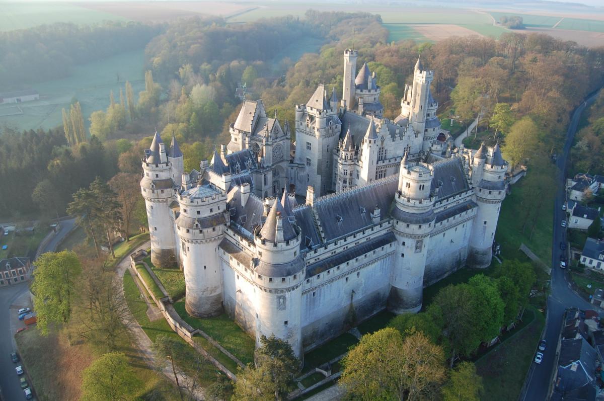 Free Images building chateau france castle landmark
