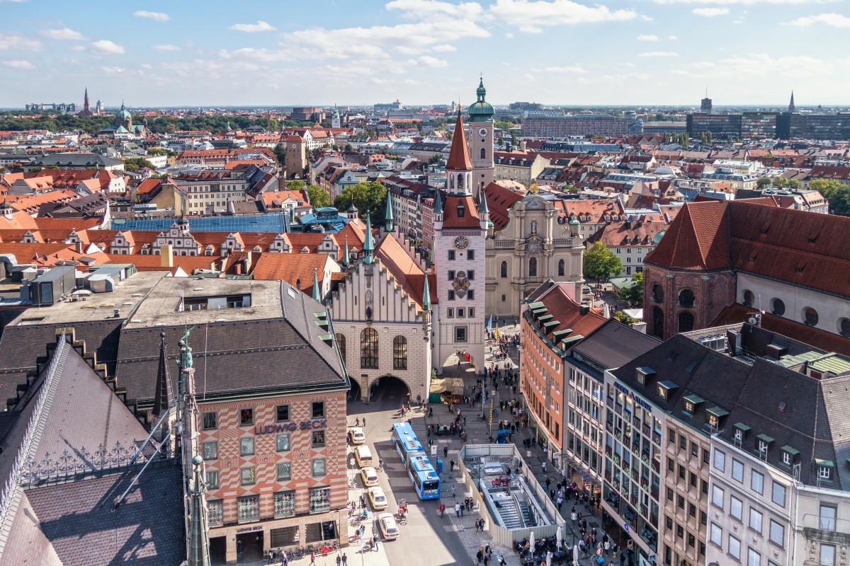 德國慕尼黑 / 舊市政廳