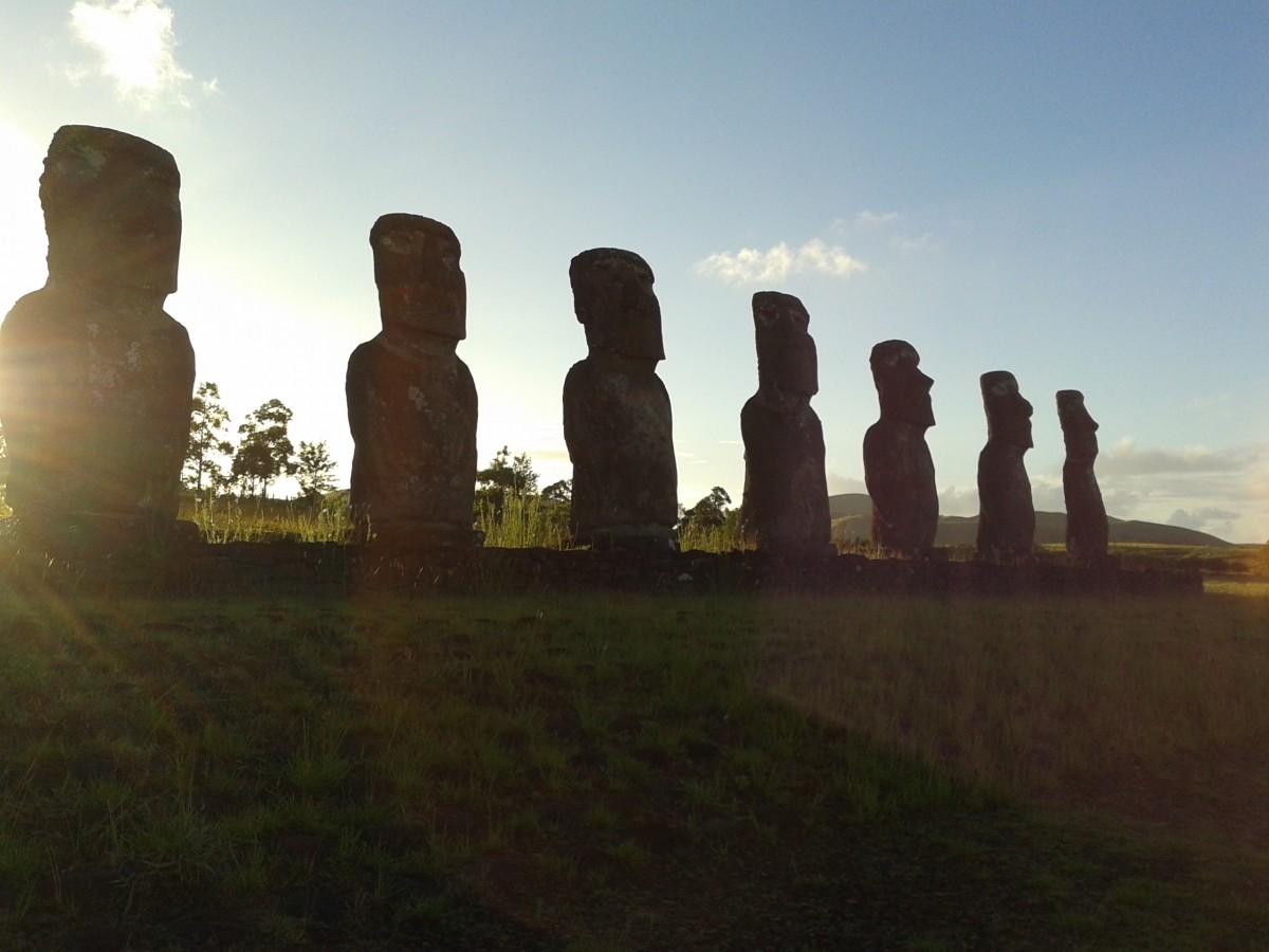 Free Images : rock, monument, statue, chile, sculpture ...
