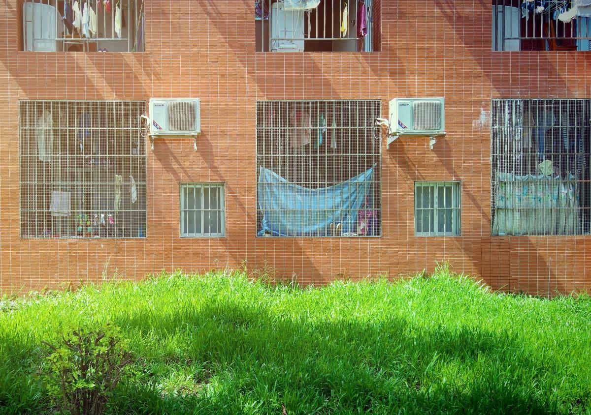 Images gratuites herbe cl ture pelouse maison vert for Materiel amenagement jardin