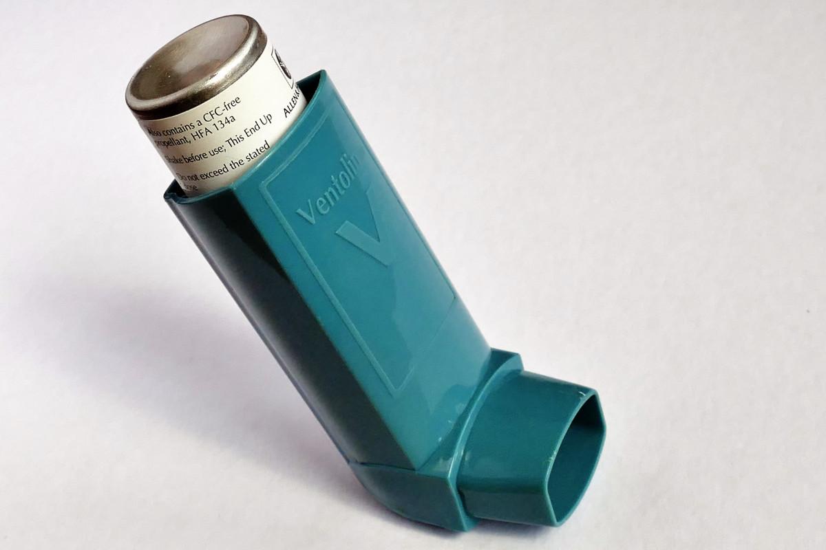 吸入 器 喘息