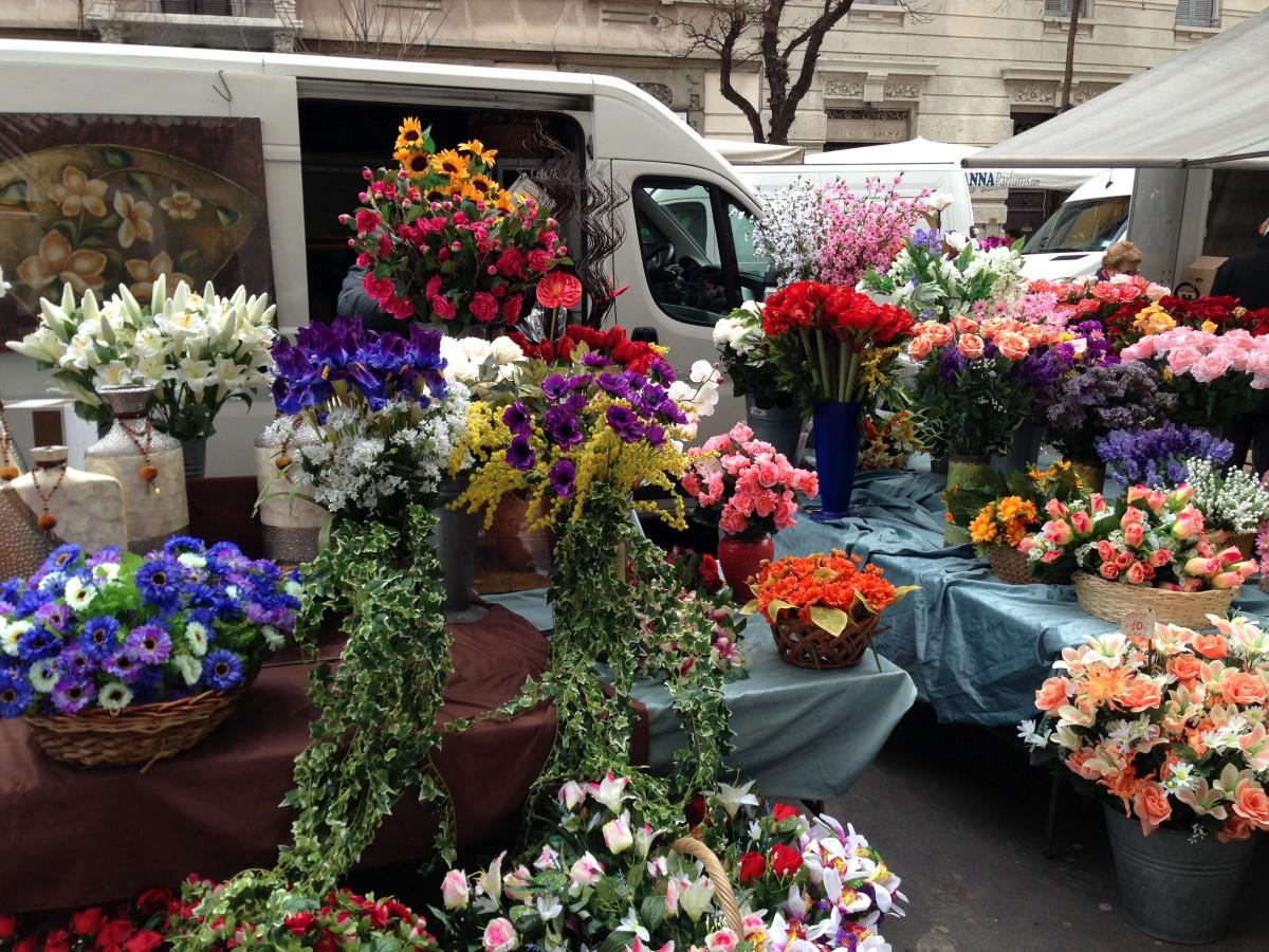 Доставка цветов по италии комо, горшках
