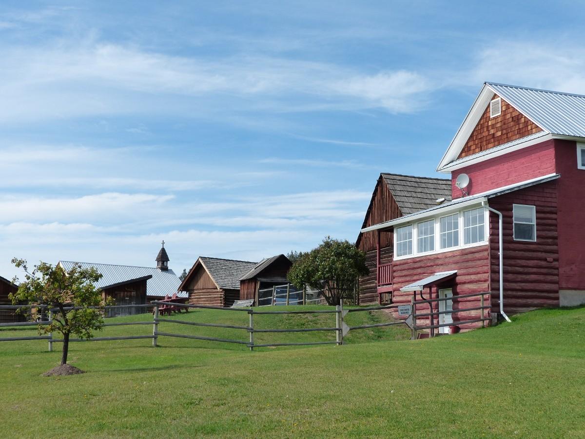 Gratis afbeeldingen landschap hout wijnoogst antiek platteland gebouw oud schuur huis - Verlenging hout oud huis ...