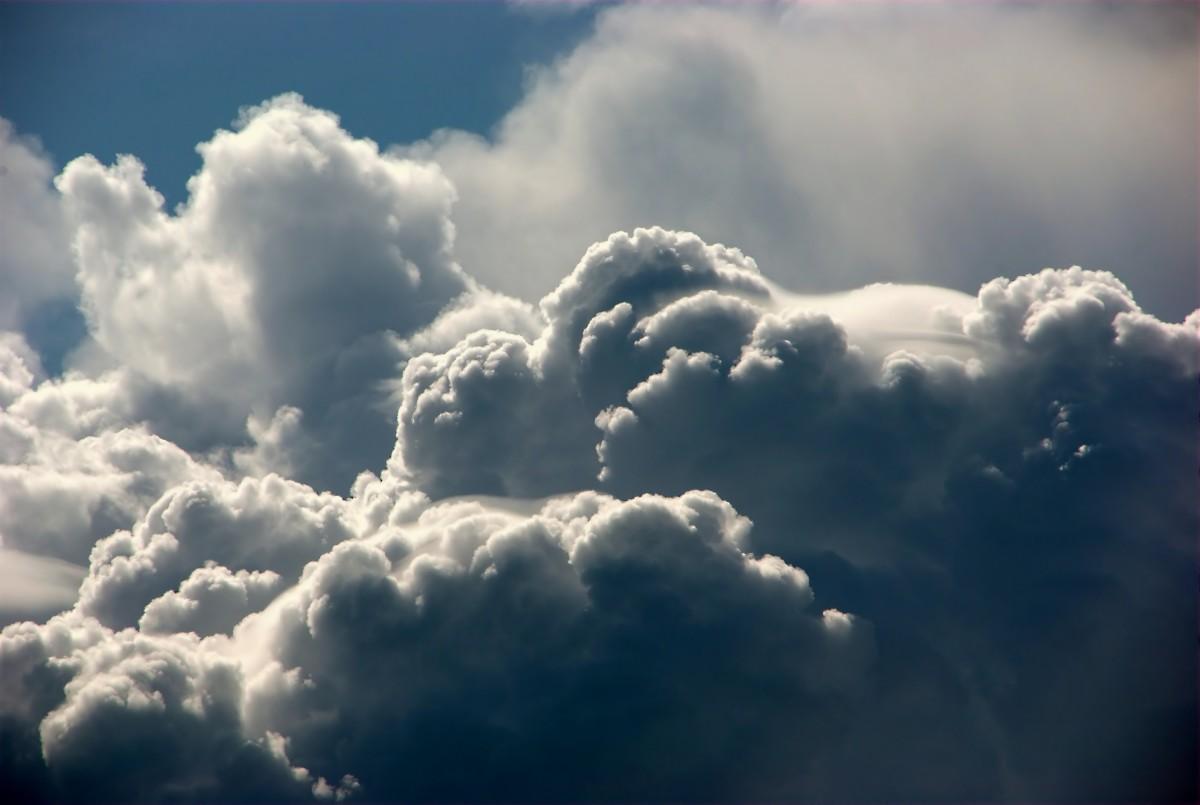 Картинки дождевых облаков