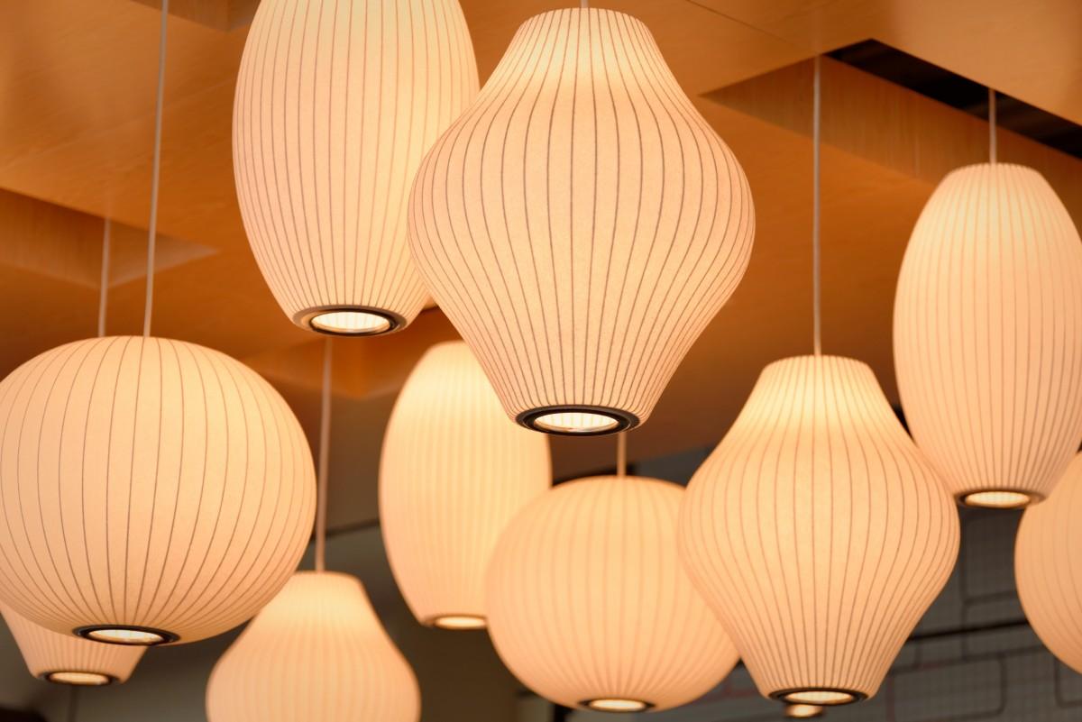 Плафон на лампу