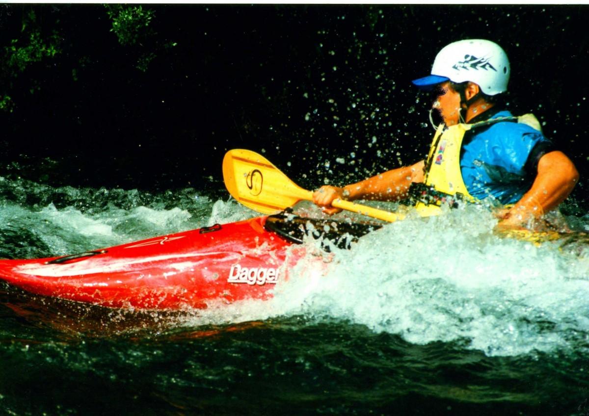 все виды спорта на лодках