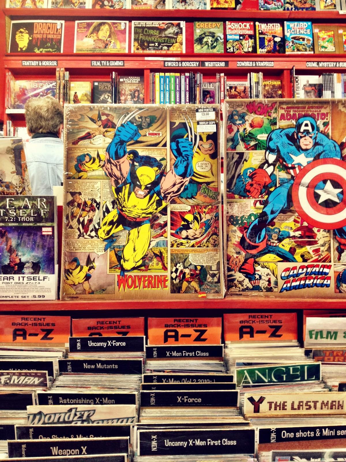 Free Images : dc, fiction, anime, marvel, comics ...