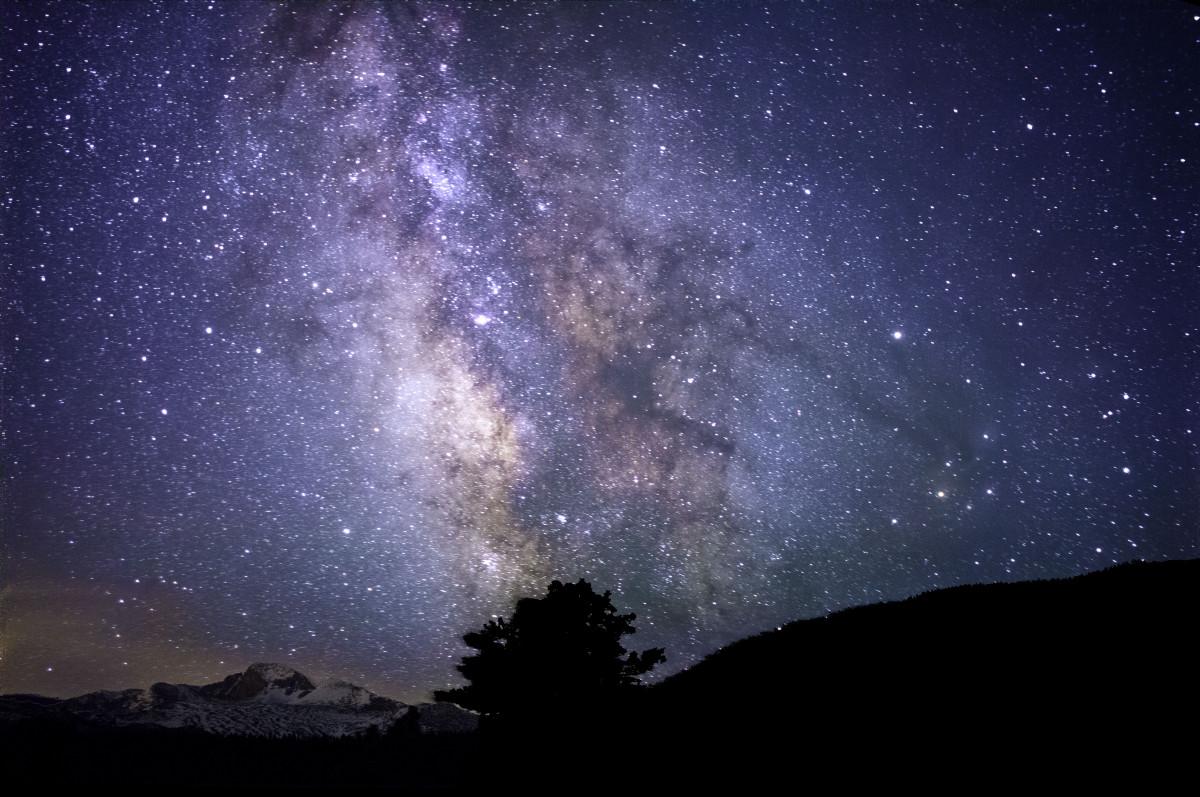 Top Images Gratuites : ciel, nuit, étoile, voie Lactée, cosmos  VJ32
