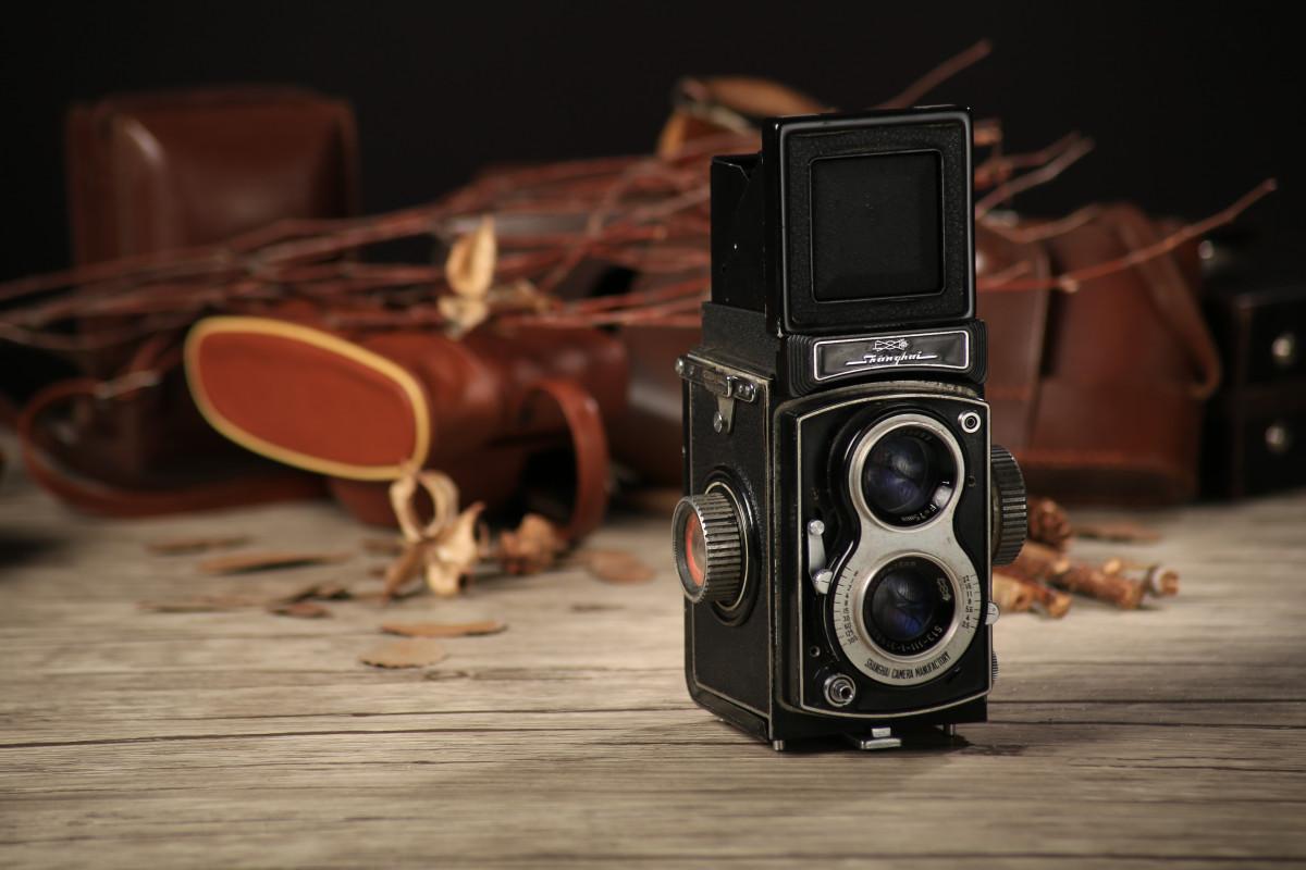 Free fotobanka fotoapar t star fotoapar t digit ln fotoapar t rolleiflex twin zrcadlovka - Foto in camera ...