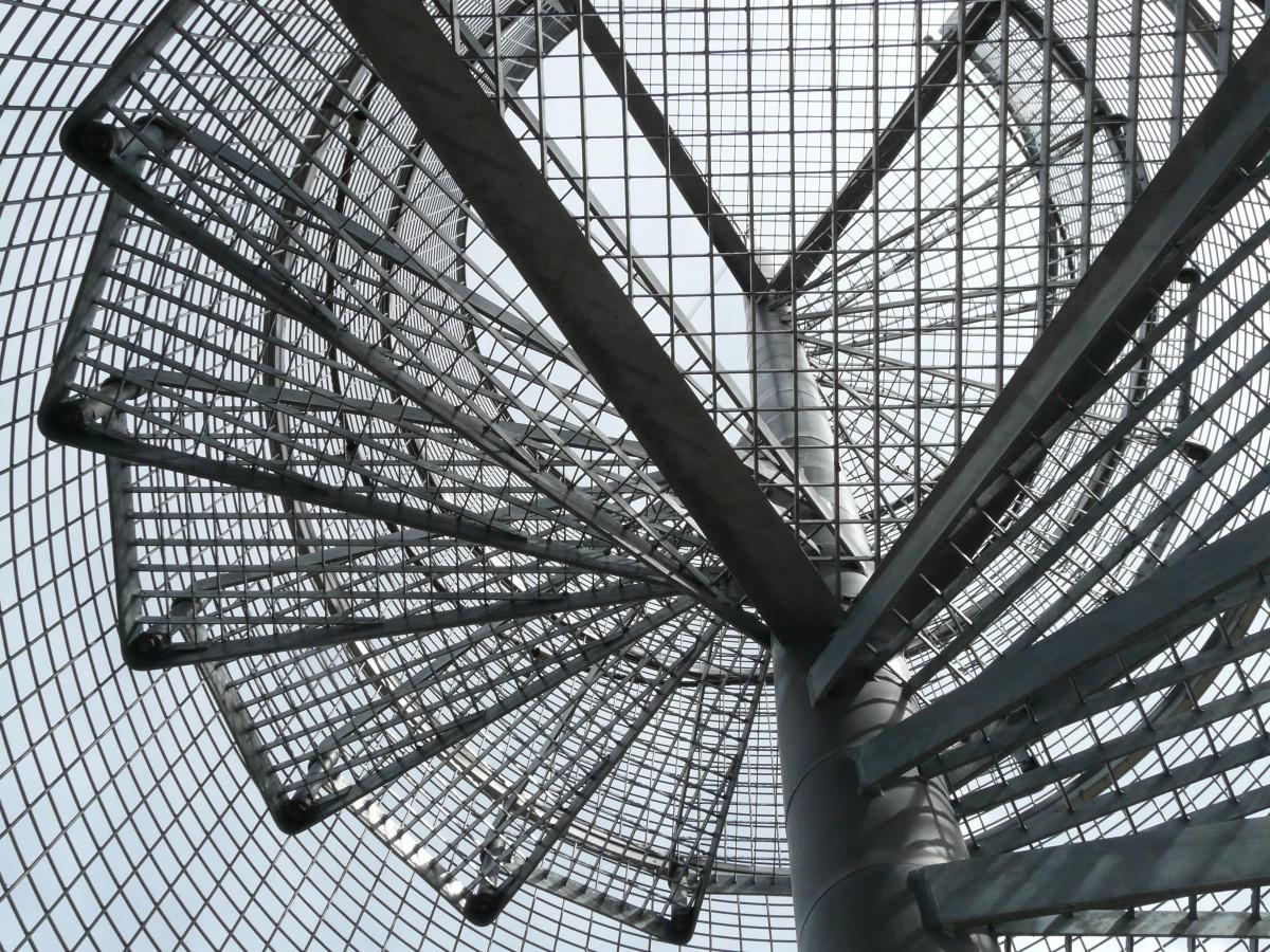 Fotos gratis ligero arquitectura espiral l nea - Estructura caracol ...