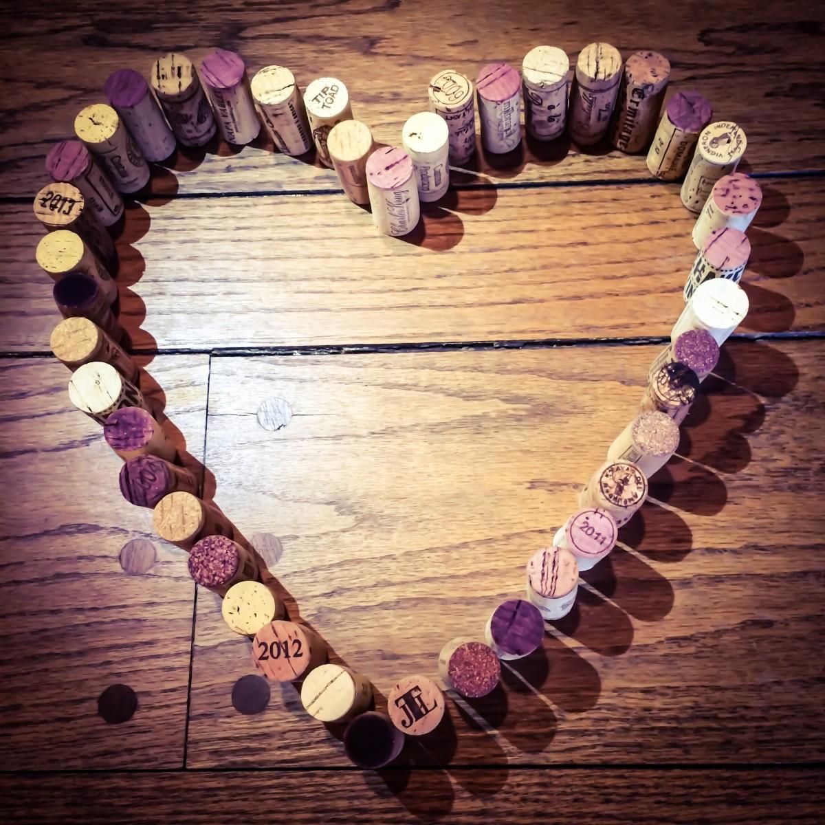 Images gratuites du vin violet nombre rustique amour - Images coeur gratuites ...