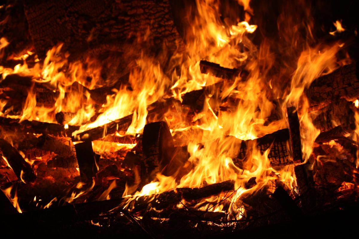Free Images : flame, fire, campfire, bonfire, hot, flames ...