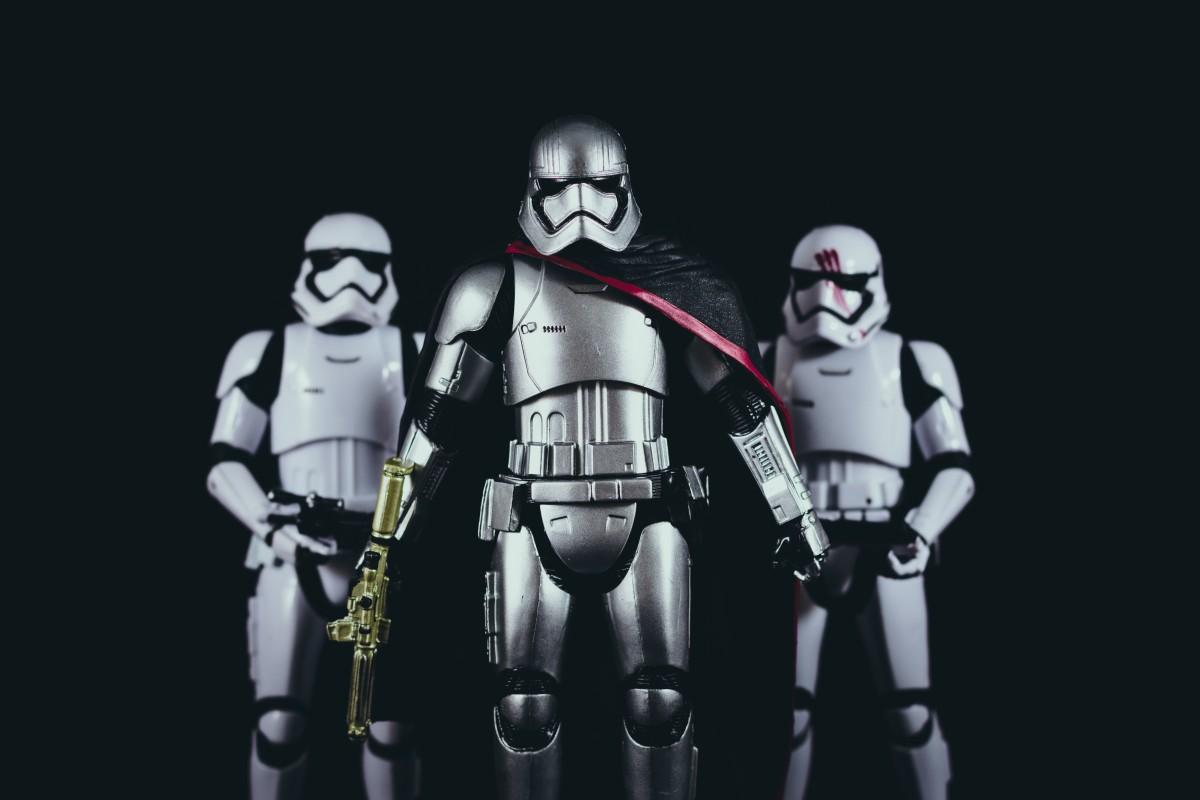 Storm Troopers -- Star Wars
