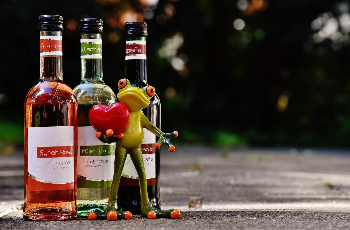 Картинки, картинка с бутылками
