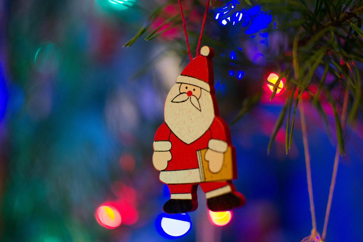 Kostenlose foto : Licht, Nacht-, Weihnachten, Weihnachtsbaum ...