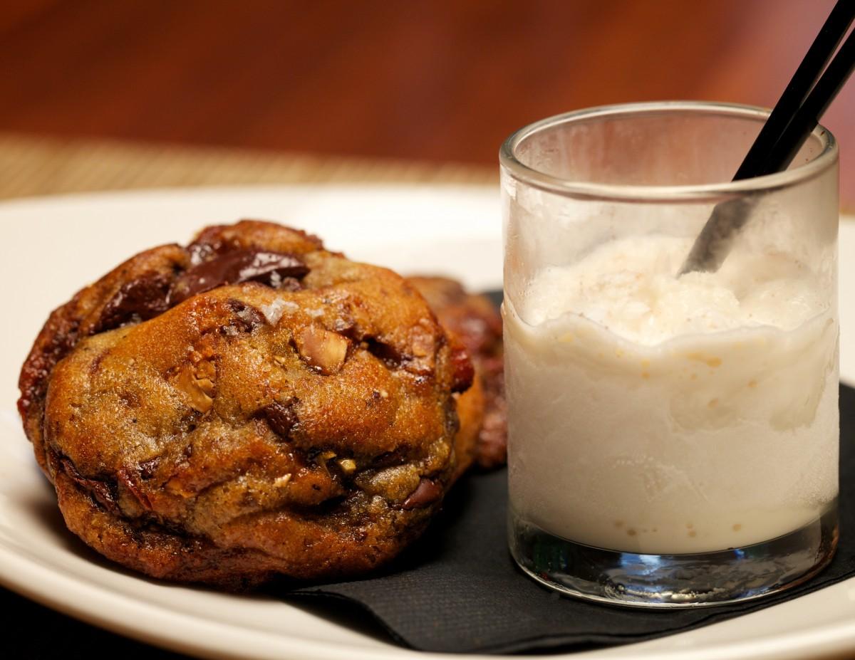 Молочный коктейль с печеньем рецепт пошагово