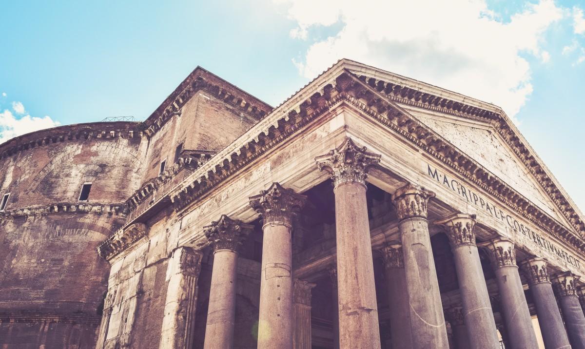Римская архитектура с картинками