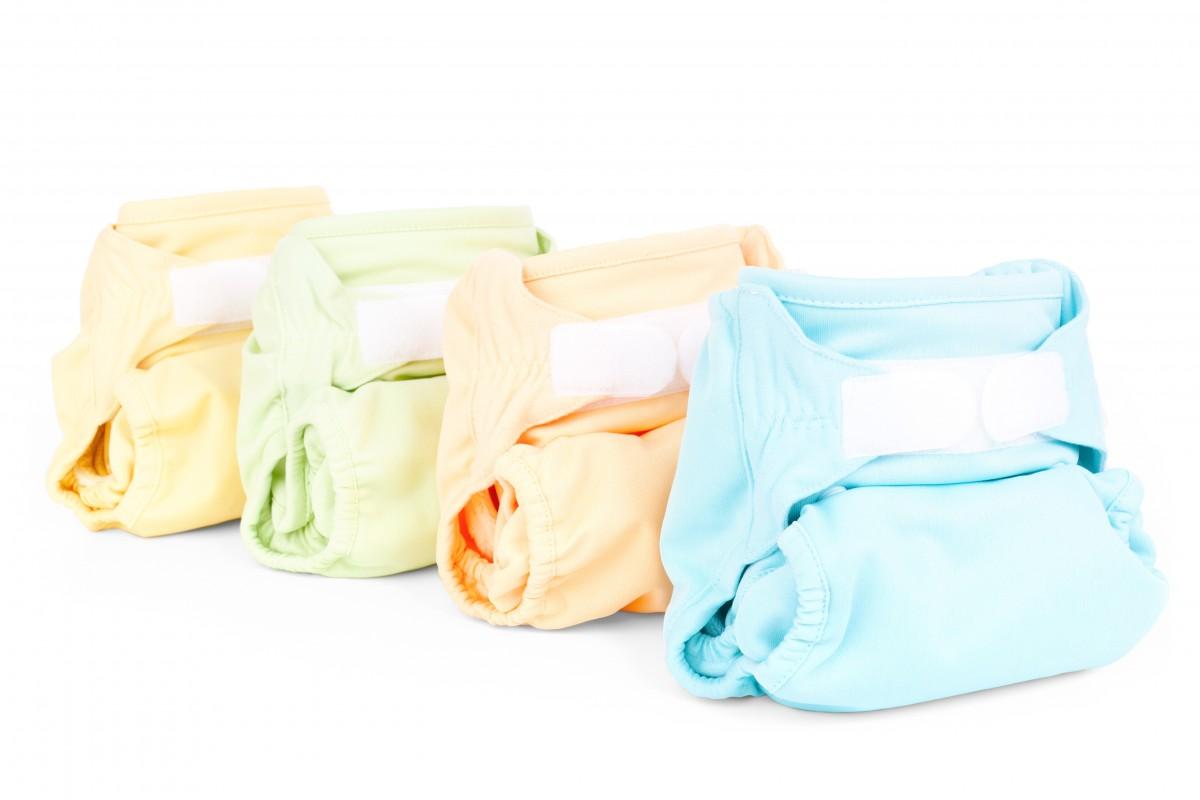 blanc pétale isolé Couleur Vêtements Coloré tissu bébé produit Couche bébé confort protection hygiène couche écologique Écologique hygiénique Couches Réutilisable Couches