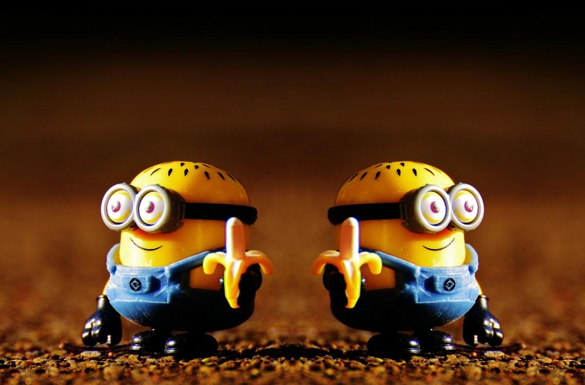 無料画像 黄 バナナ おもちゃ 楽しい ダブル 面白い 数字