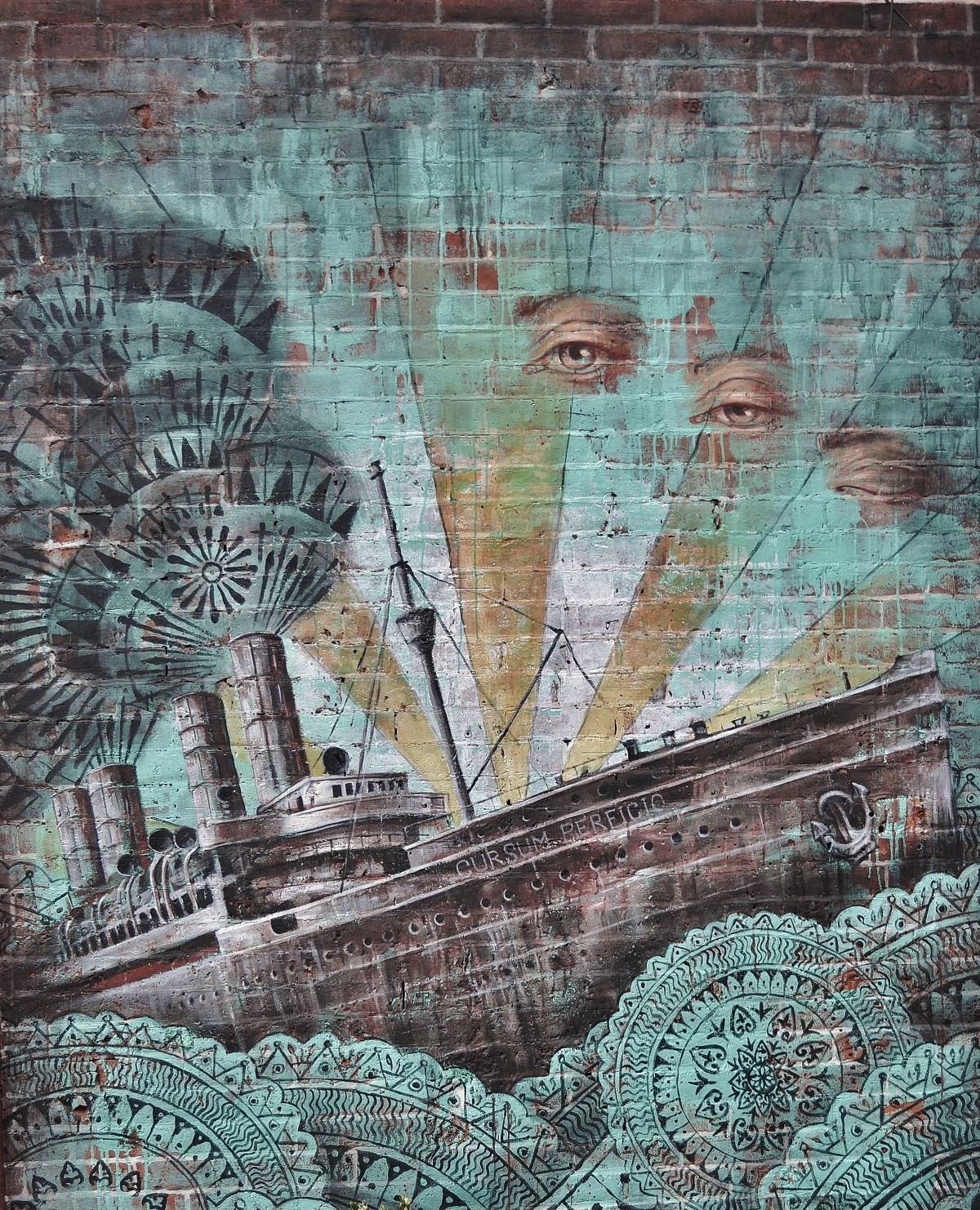 Gratis afbeeldingen hout venster muur graffiti schilderij kunst schetsen tekening - Ontwerp muurschildering ...