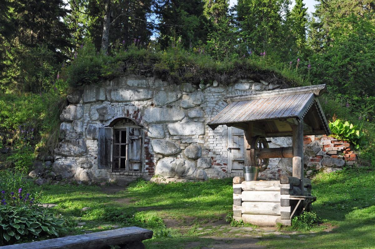 Images gratuites la nature for t maison cabane for Agrandissement maison zone rurale