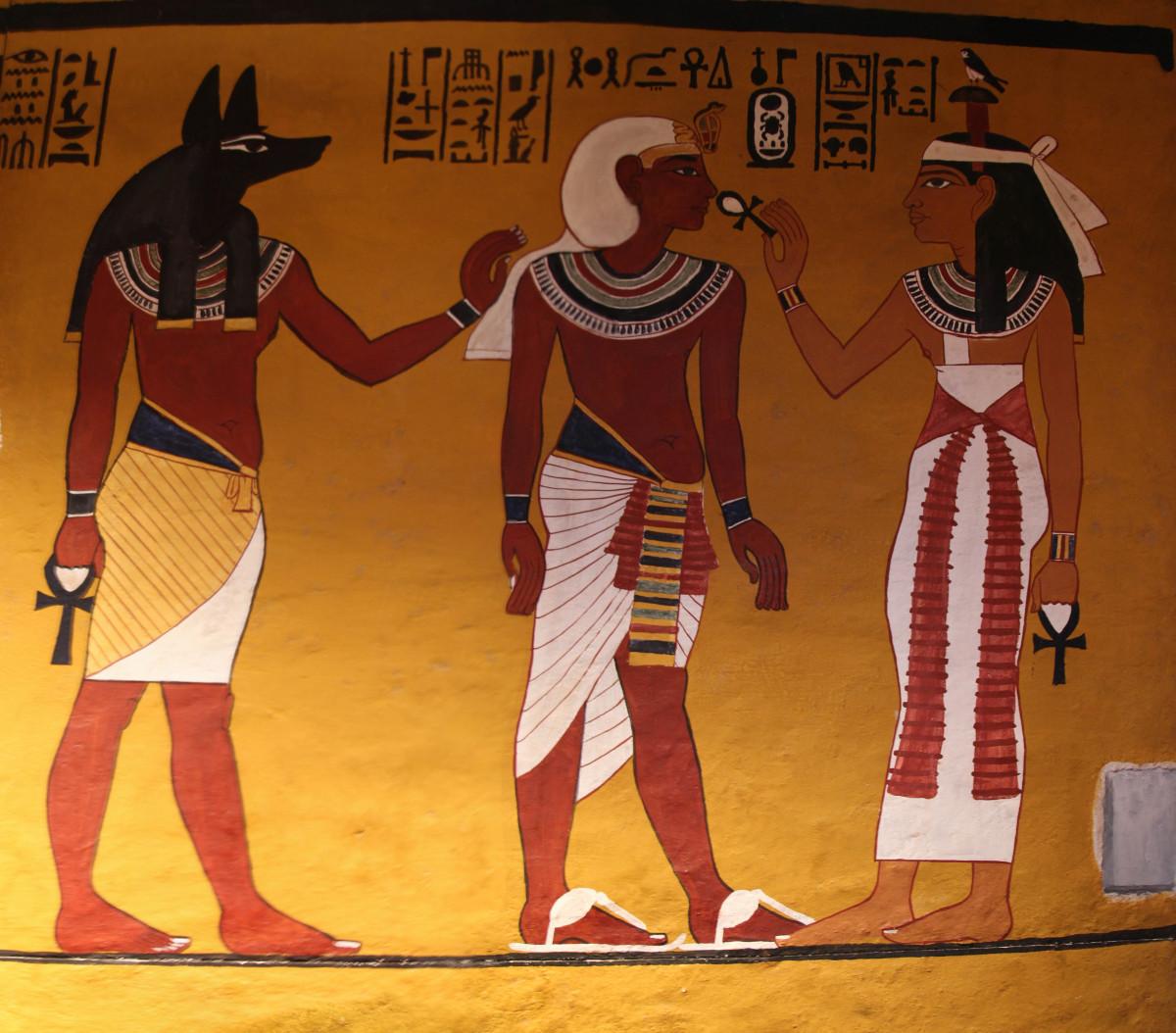 горле картинки жизнь фараона в древнем египте нас страничке