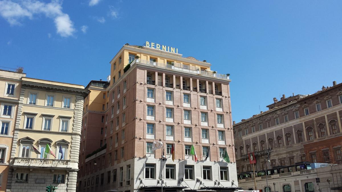 Kostenlose foto die architektur stadt geb ude alt for The building hotel rome