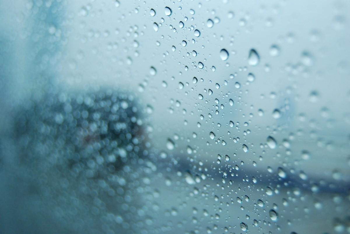 Gambar : air, penurunan, gelombang, jendela, kaca, embun ...