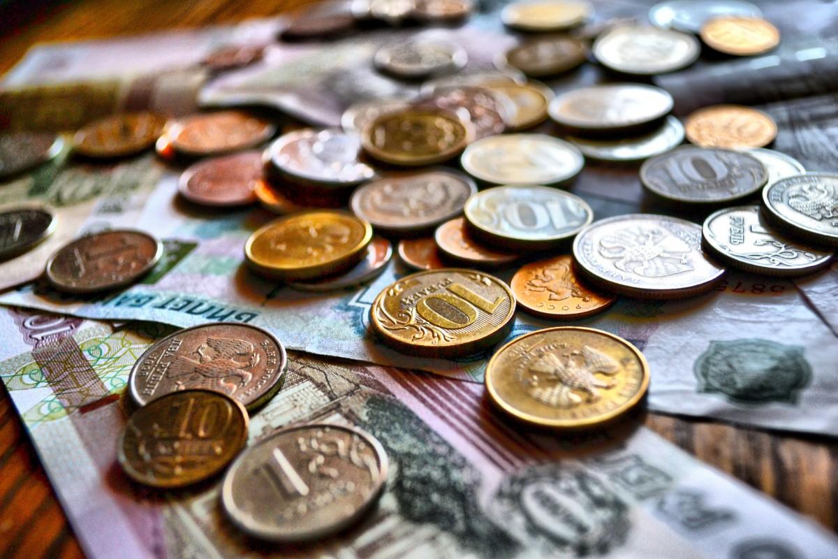 Käteinen raha Venäjän kieli suihin
