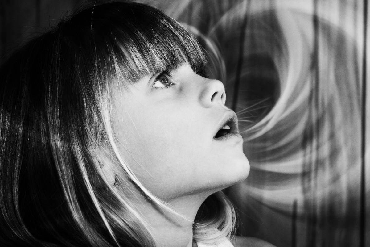 Images gratuites la personne noir et blanc fille la for La photographie