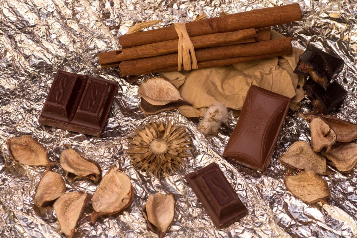 Картинки корица и шоколадная фабрика