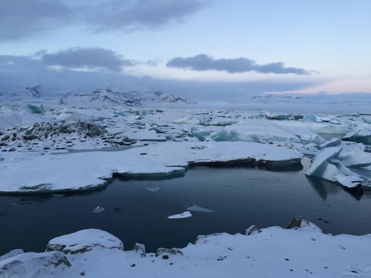 snow winter seasons sea - photo #1