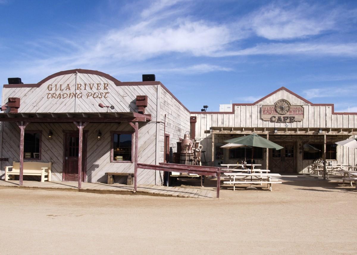 Free Images Desert Town Restaurant Old Home