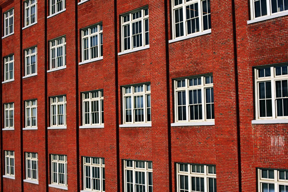 Images gratuites architecture maison nombre vue for Building sans fenetre new york