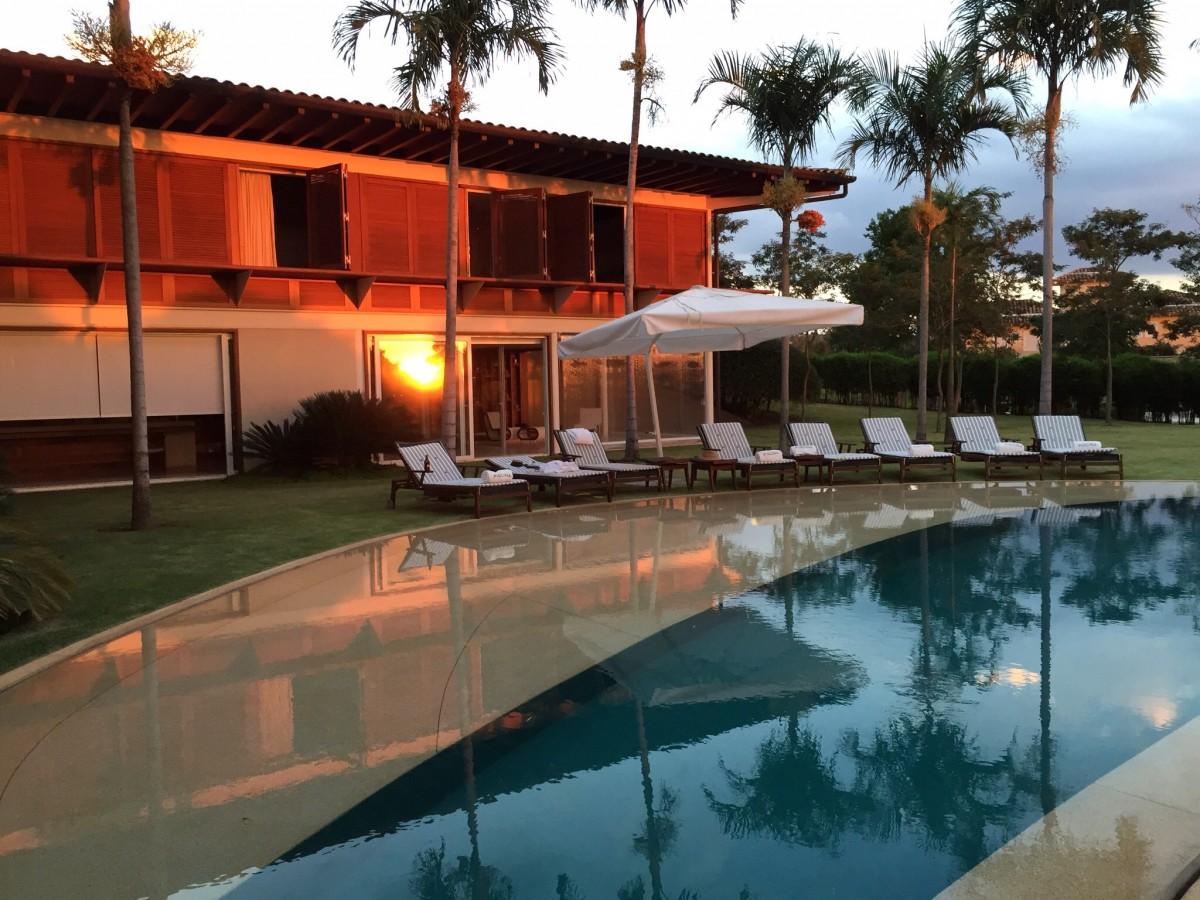 Fotos gratis villa edificio casa piscina patio interior propiedad nikon chile recurso - Ley propiedad horizontal patio interior ...