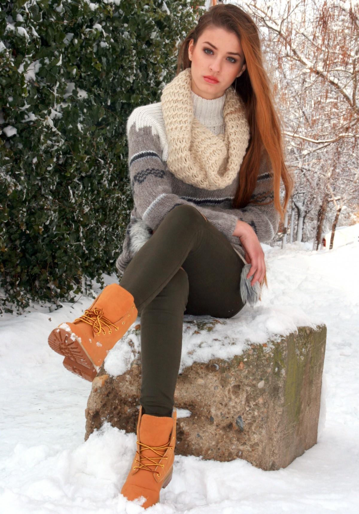 Strumpfhosen Outfits Winter