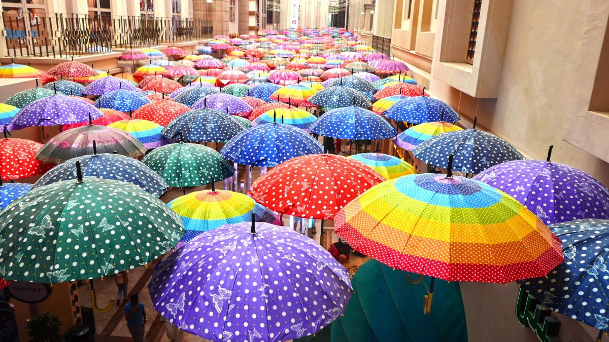 Красивые зонтики картинки, анимация
