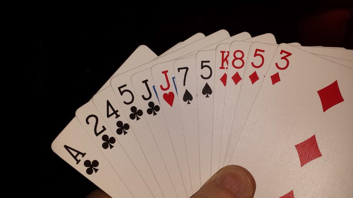 Tre kort poker – Spill gratis uten nedlasting