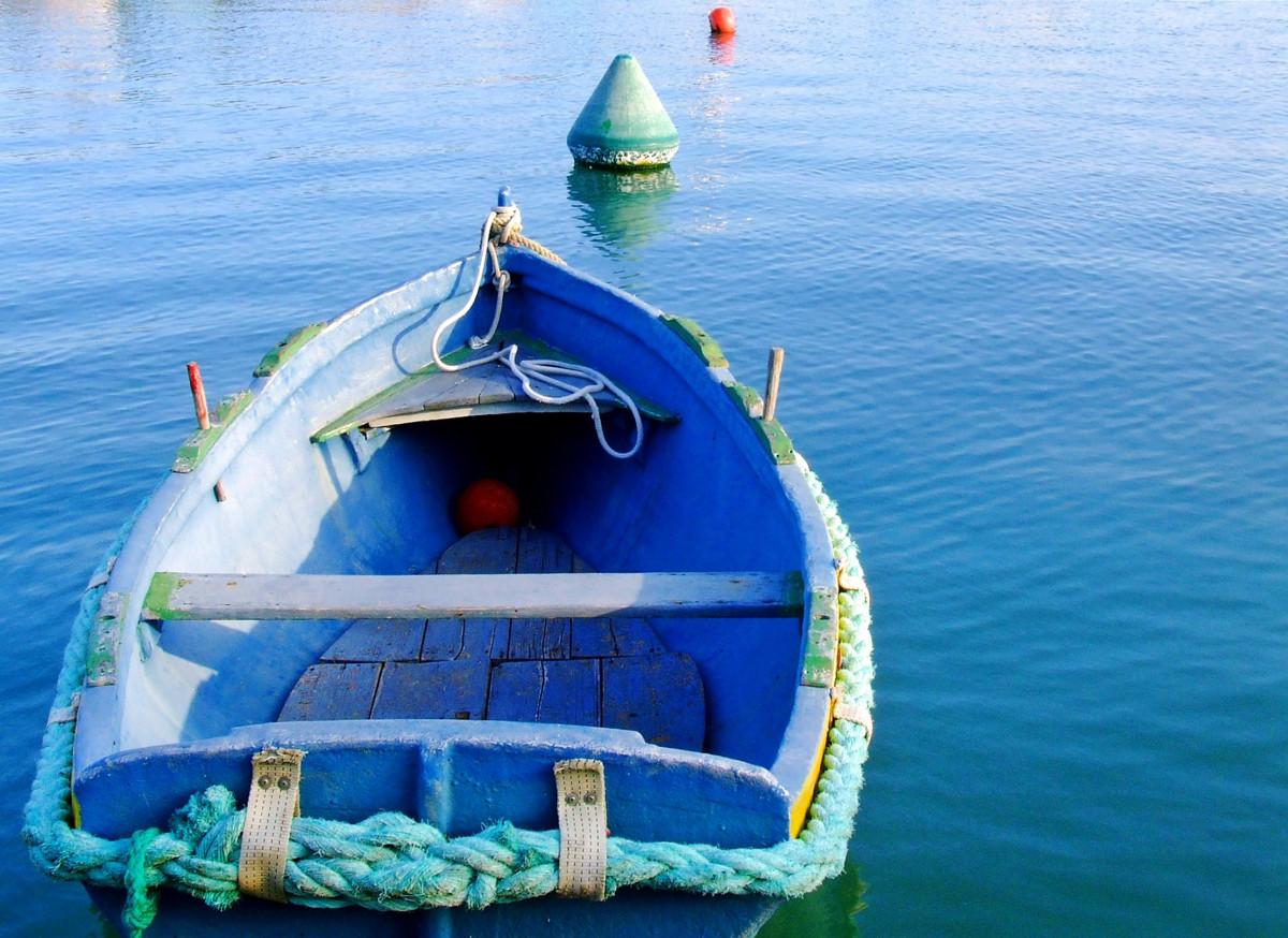 лодка спасательная