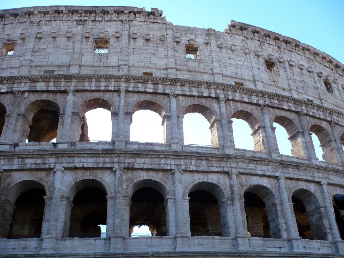 Famous Ancient Roman Arches