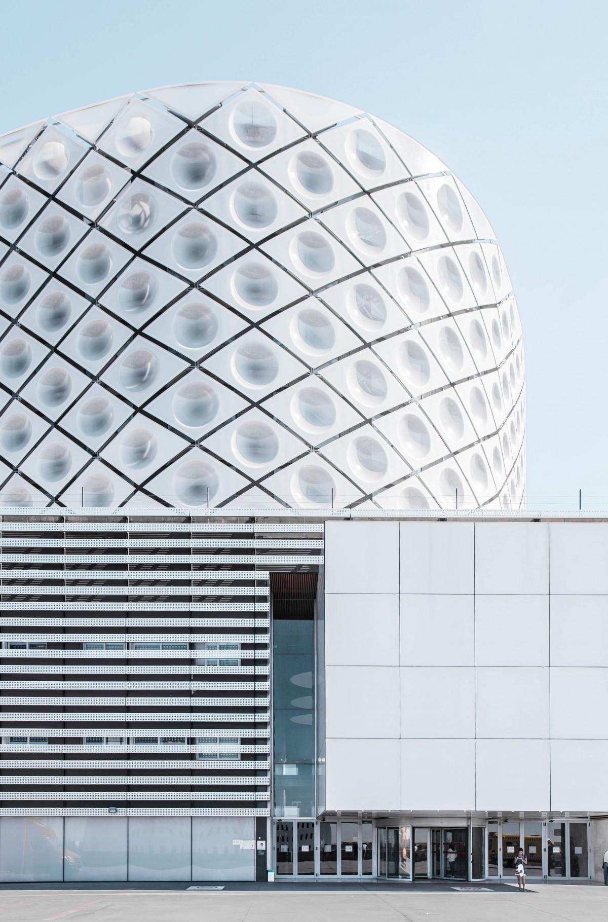 Images gratuites architecture structure b timent for Fenetre hangar