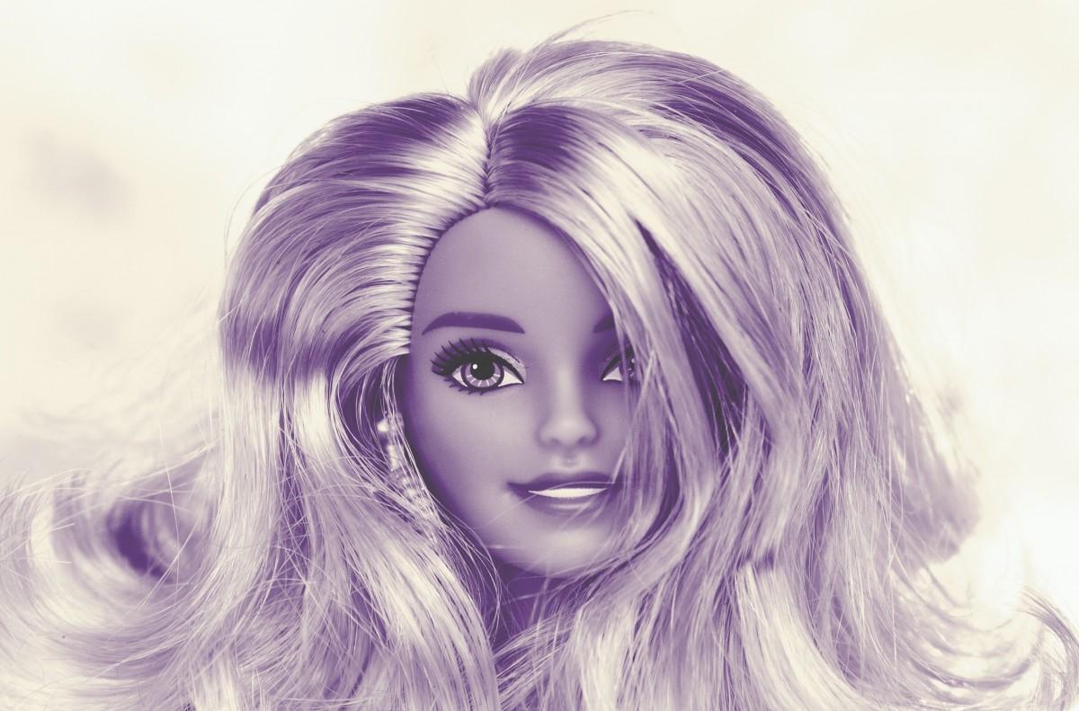 pitkät hiukset italialainen kaunis