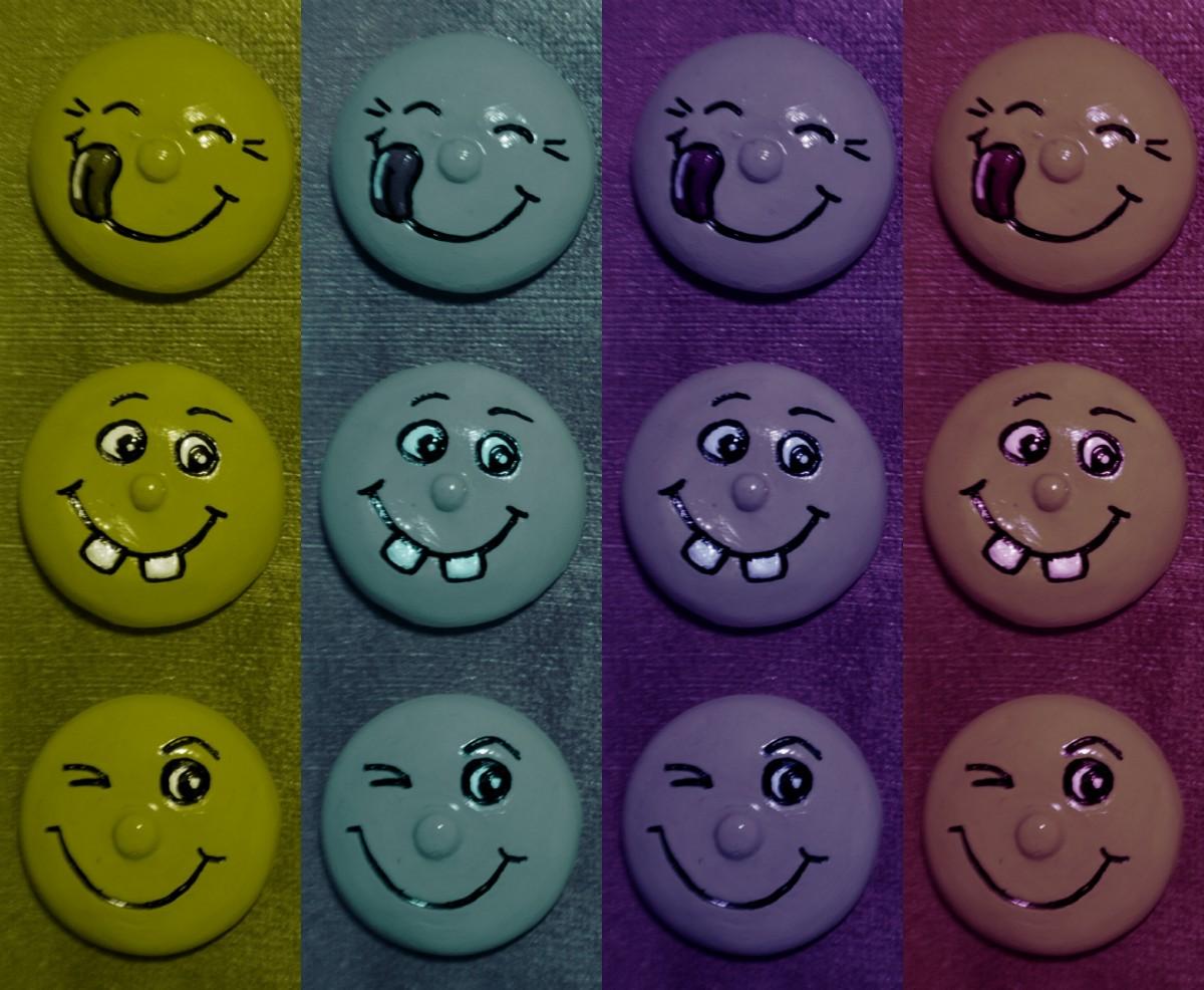 Оттенки настроения картинки