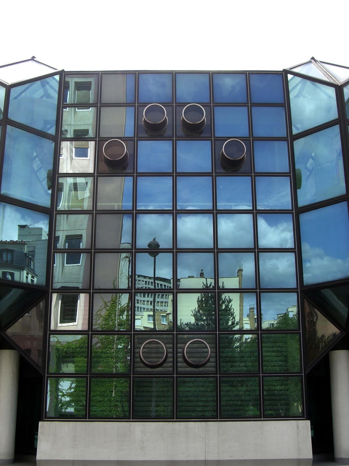 Images Gratuites Architecture Verre La Glace Boutique Le Magasin R Flexion Fa Ade Porte